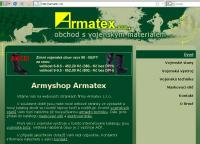 Armyshop Armatex